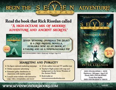 Seven Wonders E-Card