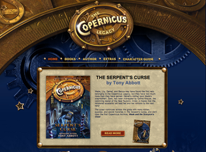 The Copernicus Legacy Website
