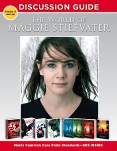 The World of Maggie Stiefvater Discussion Guide