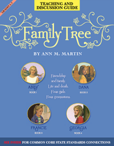 CCSS-aligned Family Tree Teaching & Discussion Guide